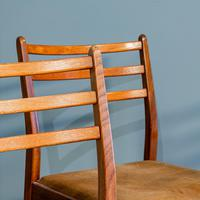 G plan Set of Chairs (5 of 9)