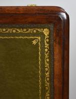 19th Century Victorian Mahogany Pedestal Writing Desk (10 of 10)