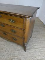 Neat Dutch Oak Chest of Drawers (2 of 11)