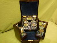 Rare Fine Quality Coromandel Jewellery – Perfumery Box c.1872 (14 of 14)