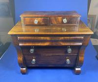 Victorian Miniature Mahogany Scotch Chest of  Drawers (7 of 16)