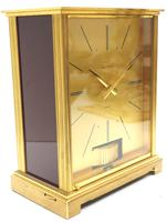 Rare 1960's Jaeger Lecoultre Atmos Mantel Clock – Swiss Made Model VII Red 1967 (12 of 13)