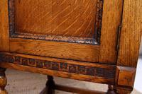 Oak Sideboard Carved Barley Twist (11 of 14)