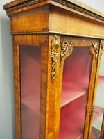 Matched Pair of Victorian Display Cabinets (4 of 17)