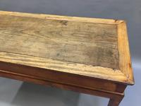 Chinese Antique Side Console Table (4 of 14)