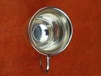 Vintage Sterling Silver Hallmarked Cup Mug 1966 (6 of 8)