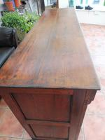 Rustic Pine Dresser Base 6 Drawer 1800 (5 of 10)