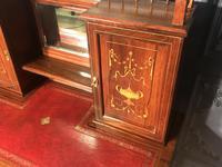 Edwardian Inlaid Rosewood Desk (13 of 23)