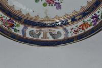 19th Century Samson Armorial Comport Decorated with a Heraldic Crest (4 of 6)