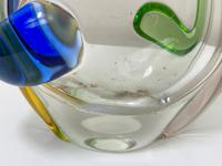 Collectible Czech Mid 20th Century by Frantisek Zemek Rhapsody Range Glass Vase (4 of 26)
