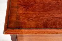 William IV Mahogany Glazed Bookcase (12 of 13)