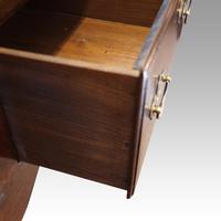 Antique Oak Cabriole Leg Dresser (2 of 9)