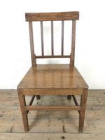 Set of Three 19th Century Farmhouse Chairs (7 of 9)