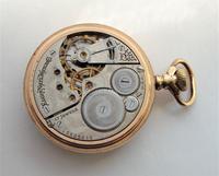 Antique 1911 Elgin Stem Winding Pocket Watch (3 of 4)