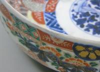 Good Set of Three Graduating Japanese Imari Bowls (9 of 13)