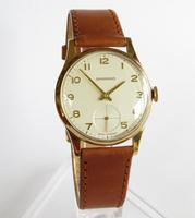 Gents 9ct Gold Wrist Watch for Garrard - 1974 (2 of 5)
