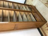 Vintage French Mid Century Double Filing Cabinet Tambour Roller Shutter by G Moreux (11 of 13)