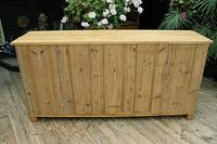 2m Pine Dresser Base Sideboard / Cupboard / TV Stand (13 of 13)