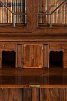 George III Period Mahogany Secretaire Bookcase, Gillows of Lancaster Attributed (5 of 9)