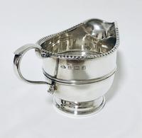 Antique Solid Silver Milk Cream Jug (8 of 8)