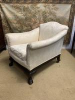Deep Country House Armchair on Ball & Claw Feet
