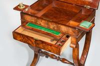 Mid 19th Century Mahogany Work Table (5 of 6)