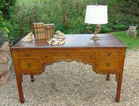 Rare Antique Chinese Lacquered Desk