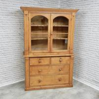 19th Century Cornish Pine Dresser (2 of 8)