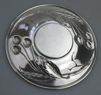 Eduard Friedman - Extremely Rare 800 Solid Silver Vienna Cup & Saucer 1900 (9 of 15)