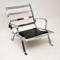 1960's Chrome Vintage Armchair (8 of 9)