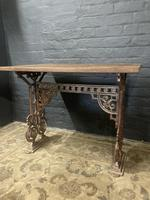 Victorian Enamelled Table (8 of 11)