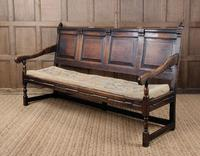 Late 17th / Early 18th Century Settle (3 of 10)