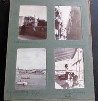 1912 Original High Society Photograph Album.  Tour of Ceylon,  Sicily, Malta, Italy (4 of 7)