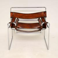 1960's Vintage Wassily Armchair by Marcel Breuer for Gavina (2 of 9)