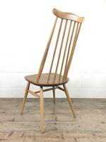 Pair of Ercol Blonde Elm Windsor Chairs (7 of 12)