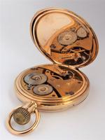Antique Waltham Full Hunter Pocket Watch 1913 (4 of 6)