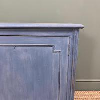 Victorian Country House Painted Antique Cupboard (5 of 7)
