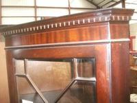 Mahogany Corner Cabinet (2 of 3)