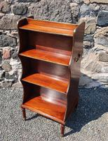 Regency Double Sided Waterfall Bookcase (4 of 7)