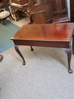 Edwardian Side Table (4 of 4)
