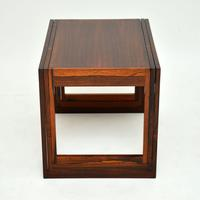 Danish Rosewood Stacking Nest of Tables by CFC Silkeborg (5 of 12)