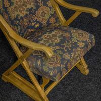 Arts & Crafts Oak Armchair (6 of 7)