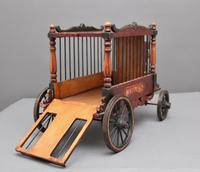 Early 20th Century Model of a Circus Wagon (4 of 10)