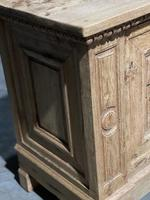 Large French Bleached Oak French Sideboard (17 of 24)