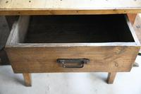 French Fruitwood Rustic Kitchen Table & Benches (3 of 15)