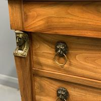 French Empire Commode with Marble Top (10 of 12)