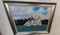 Falmouth Working Boat Painting (4 of 4)