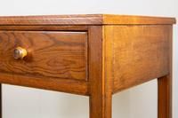 Vintage Mid Century 2 Drawer Oak Desk by Gordon Russell (4 of 14)