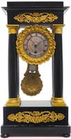 French Regulator Table Portico Mantel Clock Sought After Classic 8 day Clock (11 of 11)
