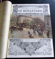 1910 Figaro Illustre Original French Journal Numerous Prints, Motoring Adverts  Unusual Folio Size Prints (3 of 5)